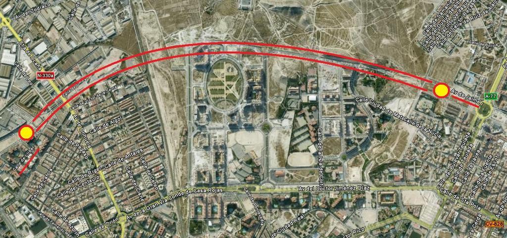 Urbanismo del pau2 barrio pau2 san blas de alicante - Alicante urbanismo ...