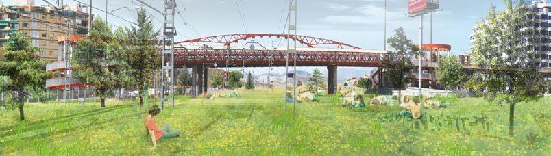 Propuesta de integraci+¦n del Puente Rojo - Proyecto Final de Carrera de Iv+ín Valero Fern+índez