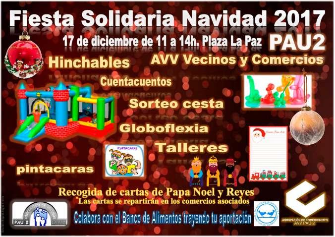 Fiesta solidaria 2017